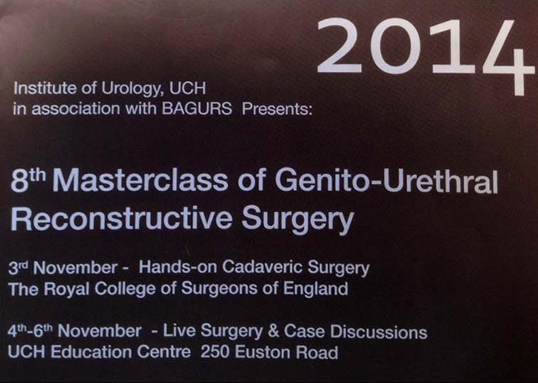 genito urethral londres