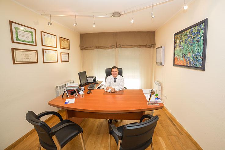 Consulta instituto uroandrológico
