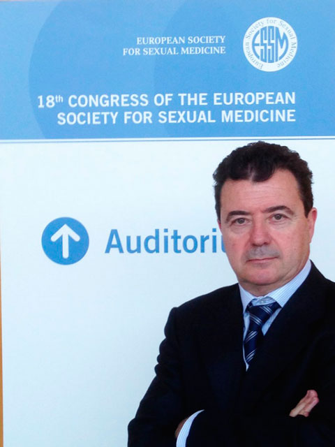 XVIII Congreso sociedad europea medicina sexual