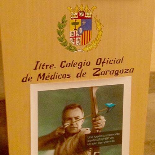 Colegio Médicos Zaragoza