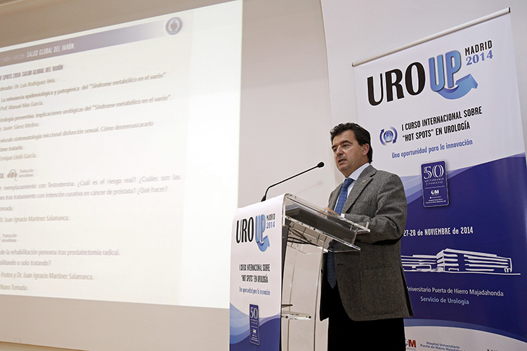 Curso internacional Uroup 2014