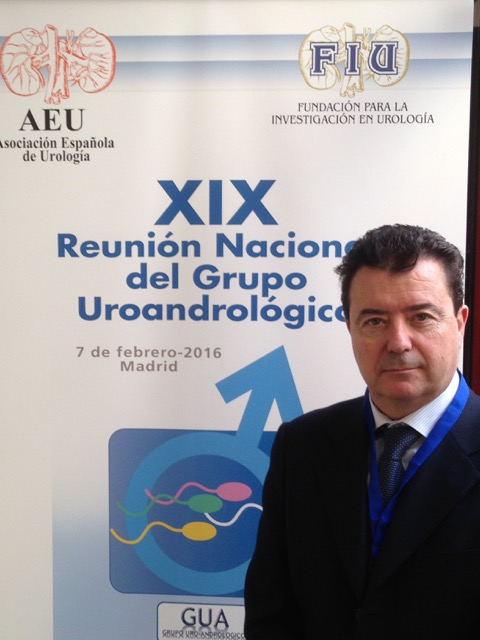 Reunión nacional del grupo Uro-Andrológico