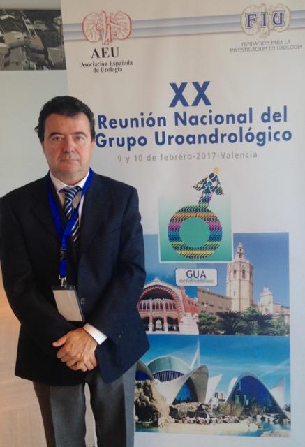 Reunión Nacional Grupo Uroandrologico